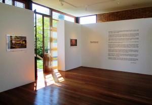 Da Maya Espaço Cultural - Salão de entrada. Foto: Suélen Mena